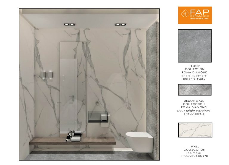Fap Ceramiche Bathroom-
