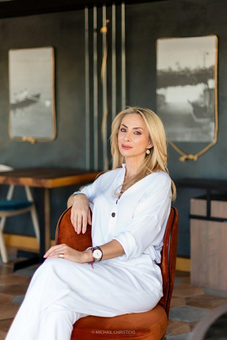 Lara Tsasilidou Internal Designer